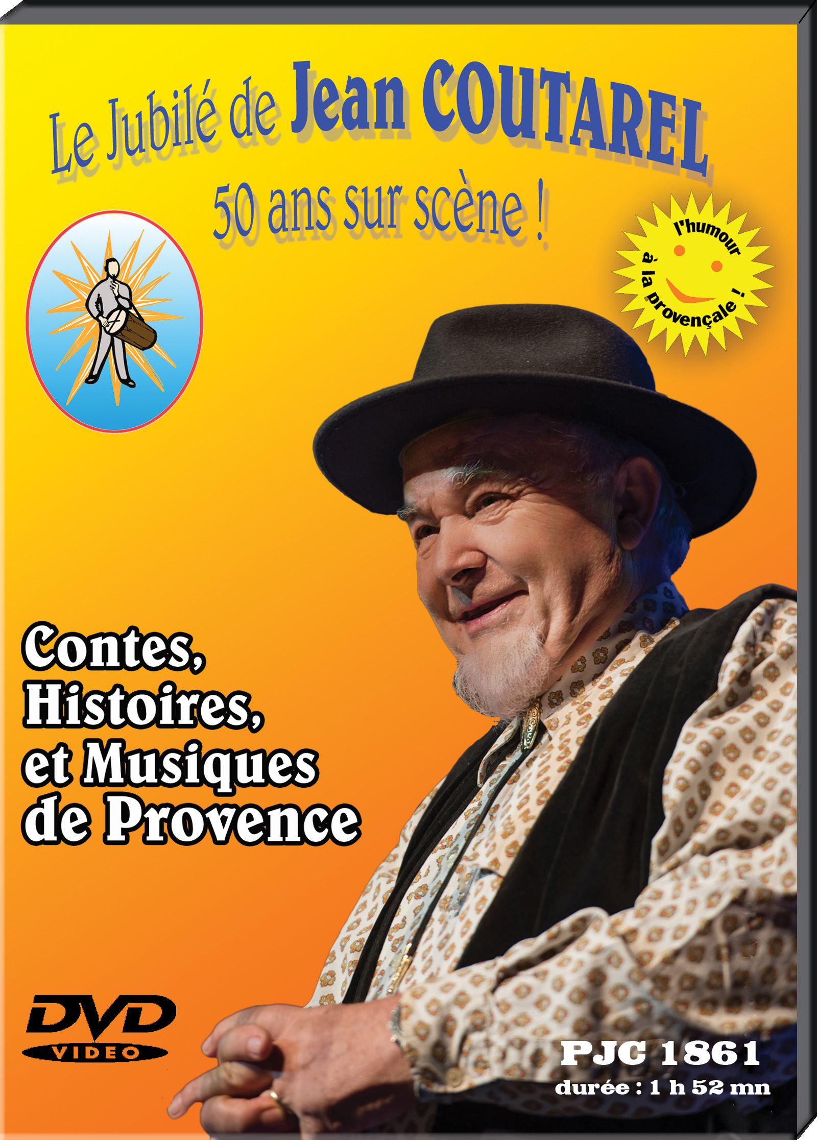 DVD PJC1861